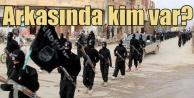 IŞİD'in arkasında...
