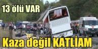 Isparta Antalya yolunda kaza, ölenlerin kimlikleri