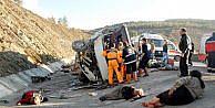 Ispartada Katliam Gibi Kaza: 16 Ölü, 29 Yaralı (5)- Yeniden