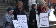 İsrailin Filistin politikası Bremende protesto edildi