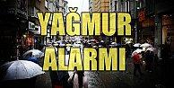 İstanbul için fırtına alarmı, hafta sonu dikkat