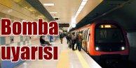 İstanbul'da metrolar için bomba uyarısı: 5 bombalı araç aranıyor