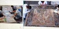 İşte, bizdeki ve dünyadaki mozaik restorasyonu