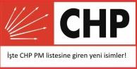 İşte CHPnin yeni Parti Meclisi