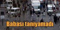 İstiklal Caddesi'nde patlama; Bombacıyı babası tanıyamadı