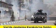 Jandarma Karakoluna ağır saldırı: 14 Asker yaralı