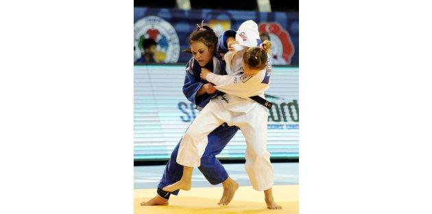 Judo Grand Prix Samsun 2015 başladı