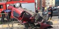 Kadıköyde kaza yapan sürücü 16 yaşında çıktı