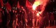 Kadıköydeki Berkin Elvan gösterisinde olay; 2 polis hafif yaralı