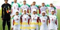 Kadın Milli takımında 8 erkek oyuncu