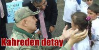 Kalleş Pusuya 6 gözaltı: Şehit Binbaşının katil zanlıları sorgulanıyor
