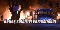 Kalleş saldırıyı PKK üstlendi