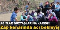 Kamyonet Zap Suyuna Uçtu: 2 Kişi Kayıp