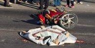 Kamyonun altında kalan 5 yaşındaki çocuk öldü