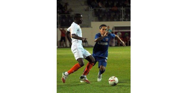 Kardemir Karabükspor- Alanyaspor: 1-0 (Hazırlık maçı)
