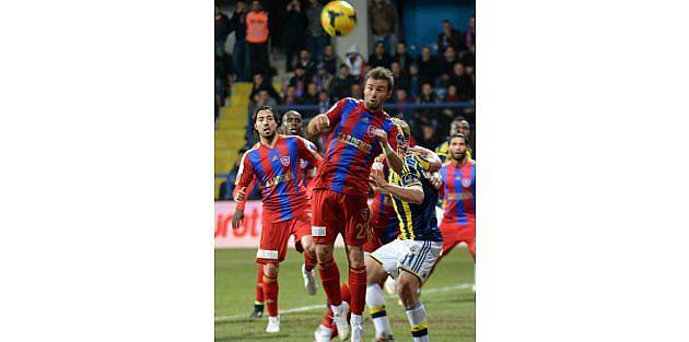 Kardemir Karabükspor- Fenerbahçe maçı fotoğrafları