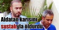 Karısının telefon rehberindeki'Melek' erkek çıkınca öldürdü