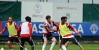 Kasımpaşa Beşiktaş ile yapacağı maçın hazırlıklarına devam ediyor
