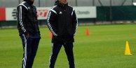 Kasımpaşa'da Önder Özen ilk antrenmanına çıktı