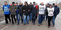 Kastamonu'da 380 işçi iş bıraktı