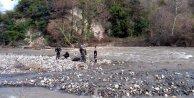 Kastamonu'da dereye düşen kadının cesedi bulundu
