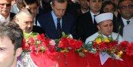 Kayahan'ın cenazesine Cumhurbaşkanı Erdoğan da katıldı