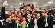 Kayserispor'un farklı galibiyet sevinci