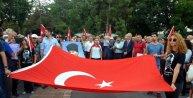 Kaysride ADD üyeleri terörü protesto etti