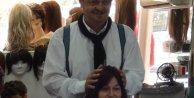 Kemoterapi hastalarına ücretsiz peruk