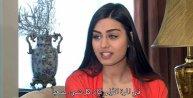 Kerküklü Türkmen oyuncu Amine Gülşe; Arapçayı biraz biliyorum