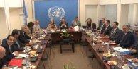 Kıbrısda Liderler Biraraya Geldi