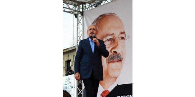Kılıçdaroğlu: 4 yılda, bu coğrafyada yoksulluğu tarihe gömeceğim-ek fotoğraf