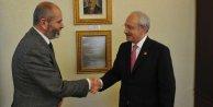 Kılıçdaroğlu, DİSK, KESK, TMMOB ve TTB yöneticileri ile görüştü
