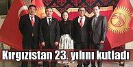 Kırgızistan Bağımsızlığının 23. yılını İstanbulda kutladı