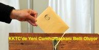 KKTC Yeni Cumhurbaşkanı Belli Oluyor