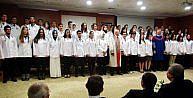 Konukoğlu Üniversitesinin İlk Tıp Öğrencilerine Beyaz Önlük