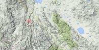 Konya Derebucakta korkutan deprem