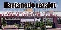 Koruma altındaki kıza hastanede tecavüz: Konyada rezalet