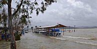 Muğla Köyceğiz sular altında kaldı