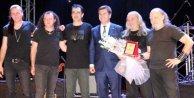 Kurtalan Ekspres'ten Burdurlu'lara unutulmaz konser