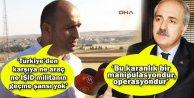 Kurtulmuş ve Suruç Kaymakamı Çiftçiden Kobani açıklaması