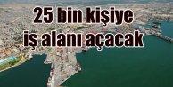 Kuzey Ege Limanı 25 bin Manisalıya iş alanı açacak