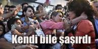 Lady Gaga İstanbulda Kraliçe gibi karşılandı