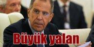 Lavrov da IŞİD yalanına sarıldı: Ankara gizlice görüşüyor