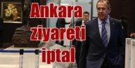 Lavrov: Türkiyeye gitmiyorum, siz de gitmeyin