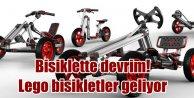 Lego Bisiklet; Çocuklar için süper bisikletler