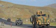 Lice'de çatışma: 1 asker şehit, 4 yaralı var