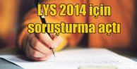 LYS 2014 dosyalarına savcılık el koydu