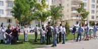 Mahalleliler, parkın yıkımına karşı çıktı