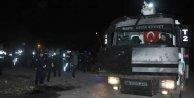 Manisa Turgutlu'da HDP gösterisi, PKK eylemine dönüştü